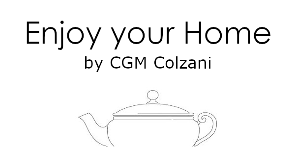Enjoy your home by CGM Colzani